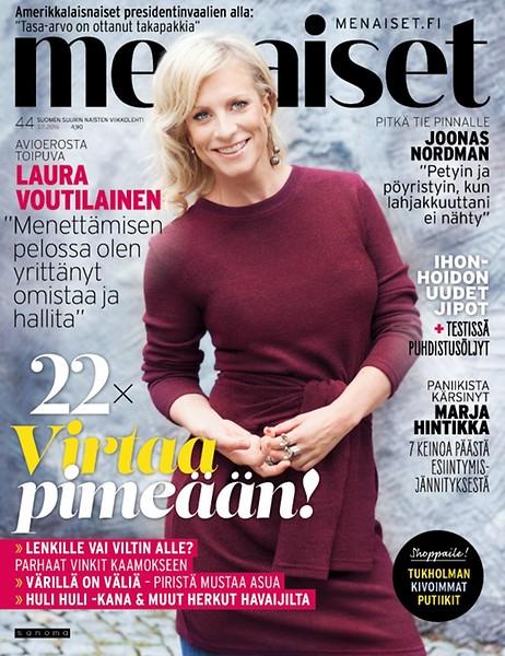 me naiset lehti Kauniainen
